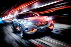 Peugeot Quartz Hybride