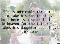 There is seriously something to be said about a daddy who loves hia little girl.