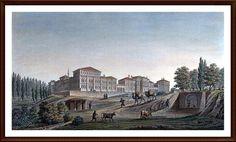 Taksim Kışlası 1817
