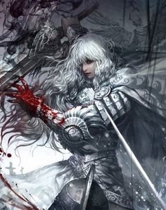 berserk griffith art - Поиск в Google