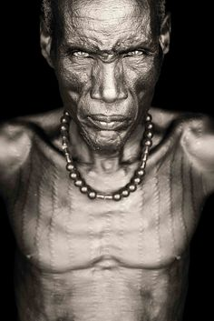 African Portraits by Mario Gerth