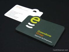 simple business card design for inspiration