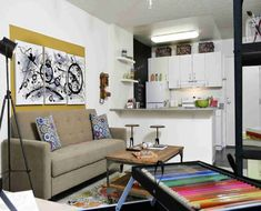 Decorating A Small Space Gallery Design Ideas With   On Uncategorized