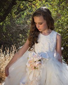 Girls Dresses, Flower Girl Dresses, Communion Dresses, Couture Dresses, Wedding Dresses, Fashion, Dresses Of Girls, Haute Couture Dresses, Bride Dresses