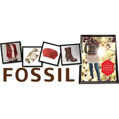 Fossil by pwejones on Polyvore featuring polyvore fashion style Free People eFashion FOSSIL People Tree Bergdorf Goodman
