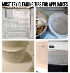 Must try cleaning tips for your appliances