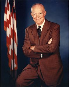 Dwight D. Eisenhower was in office as the US president from 1953 to He is well-known for reversing President Truman's policy and for choosing to desegregate the army. He was also called Ike and became one of history's most admired men in politics. History Photos, Us History, American History, Family History, Dwight Eisenhower, Greatest Presidents, American Presidents, Presidents Wives, Republican Presidents