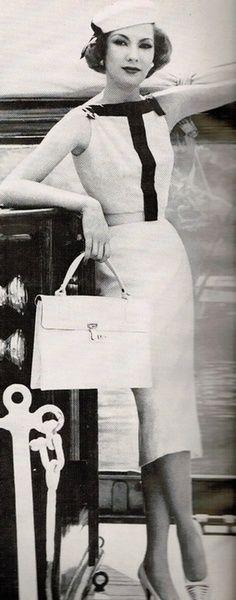 Vogue,1957 - Oleg Cassini. S)