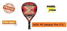 Análisis PALA Nox ML Attack Pro P1 ¡Pura Potencia! http://blgs.co/F06z06