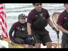 Aerodragons set a new world record!  First dragon boat to cross from Catalina to Long Beach!!  AEROSTRONG!