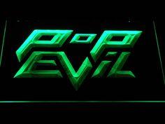 Pop Evil LED Neon Sign