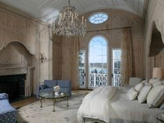 The Best Bedrooms of Cool Houses Daily: Old World Bedroom in Barnstable, Mass. >> http://www.frontdoor.com/photos/the-best-bedrooms-of-cool-houses-daily?soc=pinterest