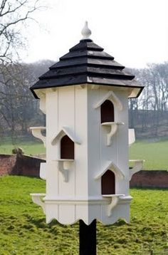 different birdhouse