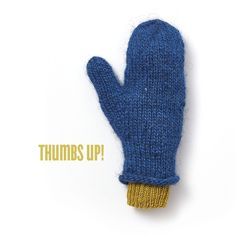When it comes to the fit of a glove, the make-or-break spot is the thumb gusset. We all need room to move those critical opposable thumbs around! Knitting Patterns Free, Free Pattern, Mittens Pattern, Scarf Hat, Hand Warmers, Knitting Projects, Anatomy, Knit Crochet, Wool