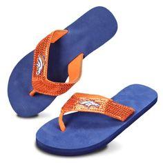 NFL Denver Broncos Women's Team Color Flip Flops, Navy/Orange, X-Small/5-6 For Bare Feet,http://www.amazon.com/dp/B00DR8V1IC/ref=cm_sw_r_pi_dp_lX-Esb0RMFW9W5C2