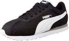Oferta: 55€ Dto: -41%. Comprar Ofertas de Puma Turin Nl - Zapatillas de deporte Unisex adulto, Negro (Black-White 03 ), 41 EU barato. ¡Mira las ofertas!