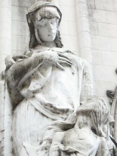 edificio en azcuenaga casa de la misericordia Elmo, Cry, Statue, Sheds, Argentina, Buenos Aires, Building, Sculptures, Sculpture