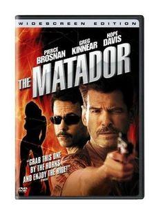 The Matador DVD http://www.ebay.com/itm/151151534243?ssPageName=STRK:MESELX:IT&_trksid=p3984.m1558.l2649