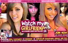 Watch My Girlfriend: Hot Teens - Horny Emo Girls - User Submitted Real Teen Couples - FB Whores!
