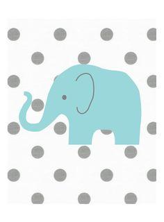 Baby Elephant Mais