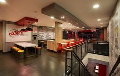 KFC restaurant by CBTE Architecture, Turkey » Retail Design Blog