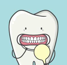 Muelas Animadas Imagui Odontologia Dental Dentist