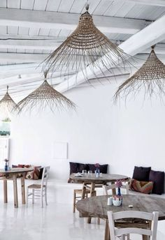 pendant breeze net lights