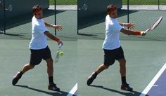 Simple Tennis Forehand Tips For Hitting The Ball More Cleanly