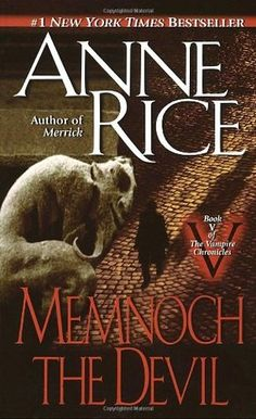 Título: Memnoch the Devil Autora: Anne Rice Publicação: 1995 Número de páginas: 434 páginas Editora: Ballantine Books ISBN: 9780345409676 Quinto volume da série As Crônicas Vampirescas, Memnoch the...