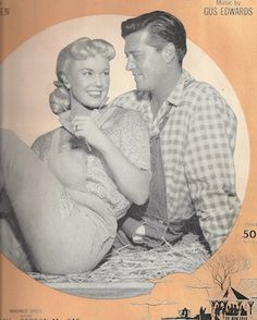 Doris had a string of hits in the early '50s with one of her favorite co-stars, Gordon MacRae.