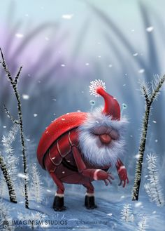 Christmas Bug by imaginism