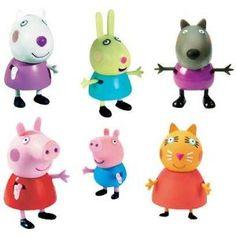 Peppa Pig figures!!!