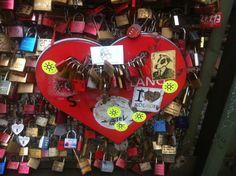 2Tawk amongst the Love Locks - Cologne