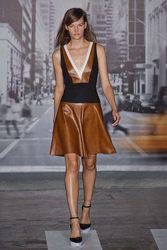 DKNY. New York Fashion Week Spring 2013 Runway Looks - Best Spring 2013 Runway Fashion - Harper's BAZAAR