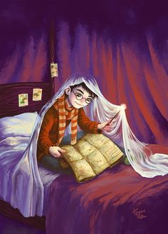 Harry Potter - Morgane Velten