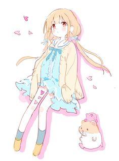 My Twitter Account, Kawaii Anime Girl, Anime Girls, Cute Chibi, Kawaii Cute, Aesthetic Grunge, Geek Stuff, Make It Yourself, Manga