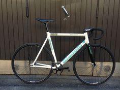 BIANCHI pista concept #fixedgear #fixie #bike #pista