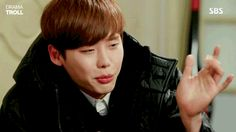 Lee Jong Suk in Pinocchio. Happy New Years Everyone! Pew! Pew! Pew!