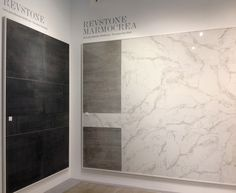 #Marmocrea and #Revstone: two of the most appreciated collections by #CeramicaSantAgostino, exposed during #Covering2015 in Olando, Florida #design #designtiles #modern #architecture #stand #booth #fair #wood #marble #interiordecor #homedecor