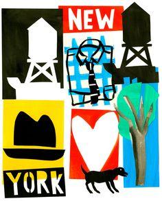 New York Valentine 2 by Tom Slaughter