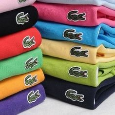 Colors of Lacoste