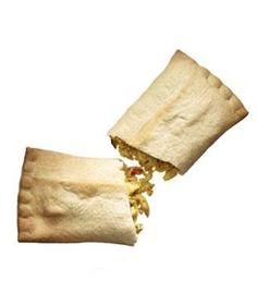 Amy's Tofu Scramble in a Pocket Sandwich