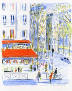 Paris // Dominique Corbasson