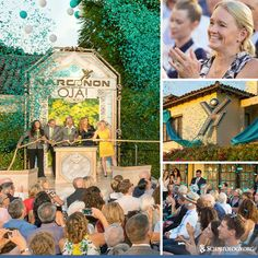 Narconon supporters and their guests gathered at the exquisite new Narconon center in Ojai, California, Sunday, September 13, to celebrate the opening of the new center that will provide Narconon's acclaimed drug rehabilitation services to artists and leaders in society.