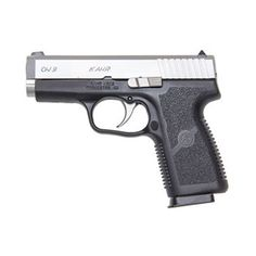 Kahr CW9: 9mm (comfortable concealed carry)Find our speedloader now!  http://www.amazon.com/shops/raeind