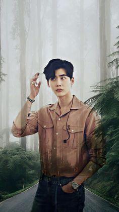 lee jong suk lockscreen Lee Jong Suk Lockscreen, Punk