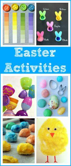 Easter Montessori activities   Pinterest   Montessori, Kindergarten ...