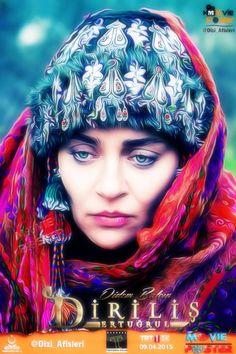 Diriliş ~ ''Didem Balçın'' 01 Turkish Art, Turkish Beauty, Armour Wear, Drama Series, Tv Series, Esra Bilgic, Sword Fight, Pakistani Dramas, Native American Fashion
