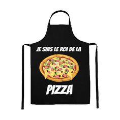Tablier Roi de la Pizza