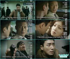 the detective caught chul soo at the bus terminal - Naked Fireman - Ep 3 Preview